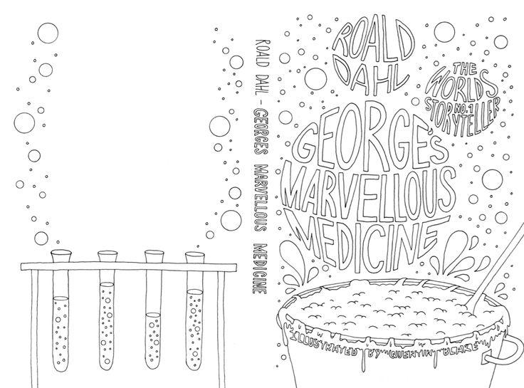 Best 20+ Georges Marvellous Medicine ideas on Pinterest