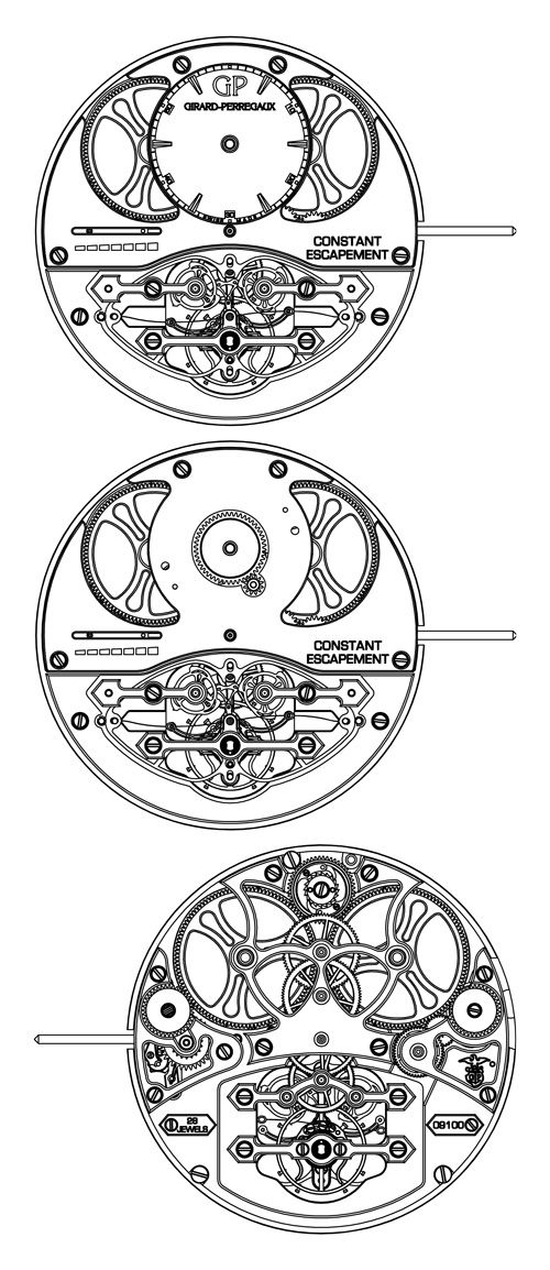 147 best images about Watch movements on Pinterest