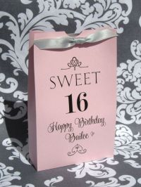 25+ Best Ideas about Sweet 16 Favors on Pinterest | Sweet ...