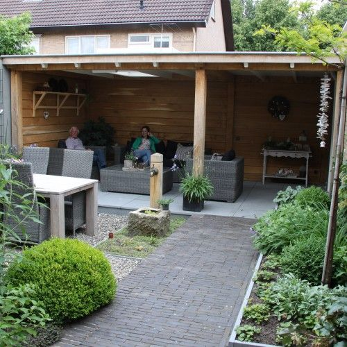 Small garden design by NovaTuinennl  tuin ideen