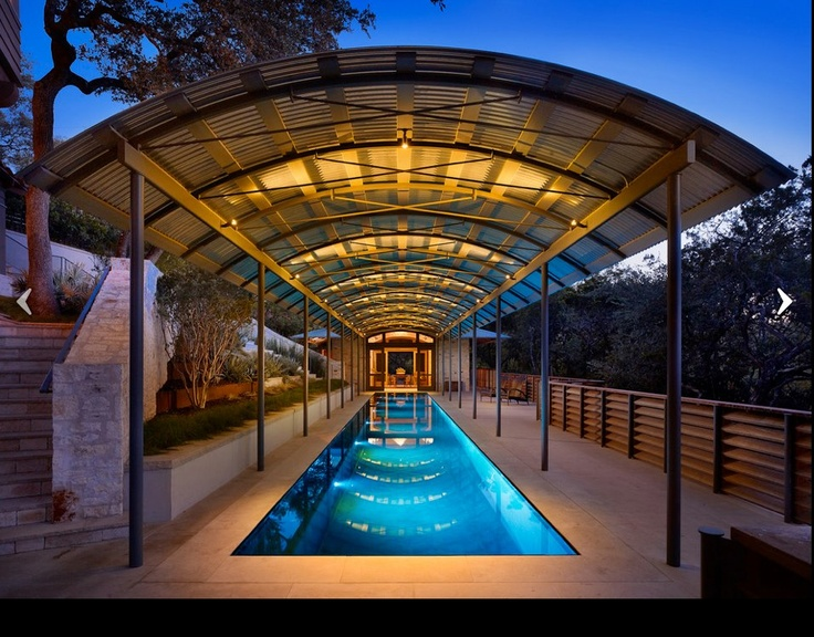 Lap pool RDC  Design Ideas Residential  Pinterest  Patio The ojays and For the