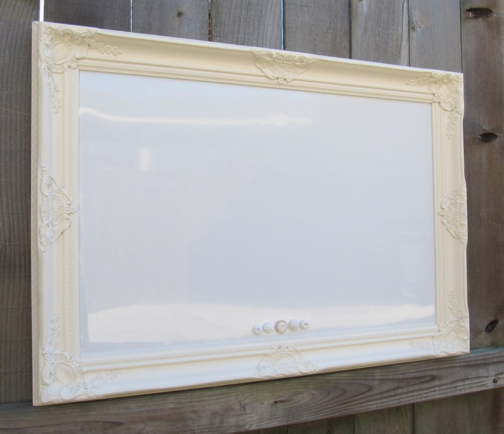 Framed Whiteboard Dry Erase Board Graduation Gift Magnetic