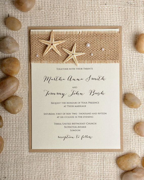 Best 25 Beach Wedding Invitations ideas on Pinterest  Beach invitations Beach theme wedding