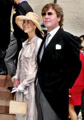 Prinzessin Caroline und Prinz Ernst August von Hannover
