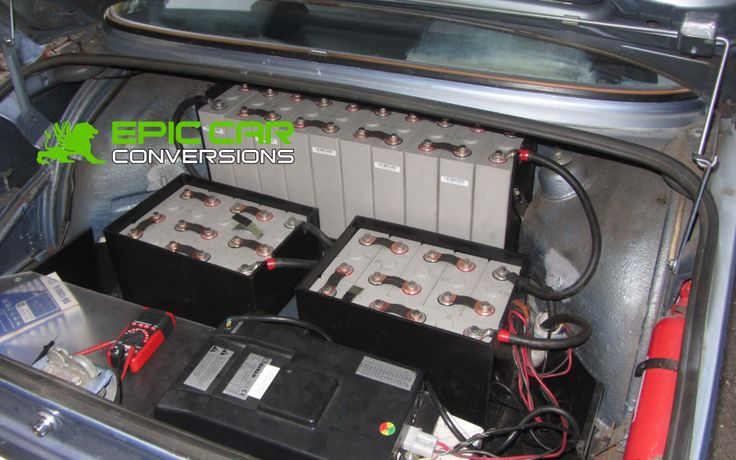 BMW 2002 Electric Car Conversion EV ELECTRIC VEHICLE BATTERIES  EpicCarConversionscom  Epic