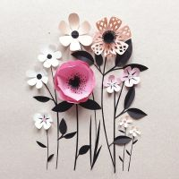1000+ ideas about Origami Wall Art on Pinterest