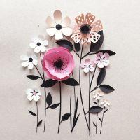 1000+ ideas about Origami Wall Art on Pinterest | Diy ...