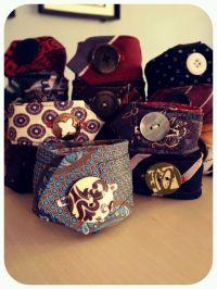 20 best images about Necktie bracelets on Pinterest