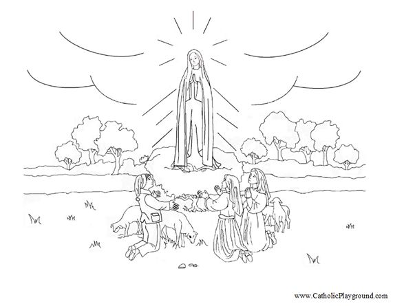 148 best images about Catholic Coloring Pages on Pinterest