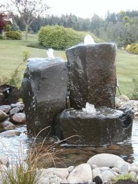 Stone Water Feature : Water Feature | Falling Water ...