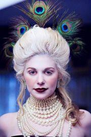 diy 1700 wig synthetic