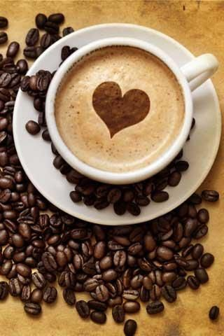 Coffee time... the perfect cup - Useful Wedding Gift
