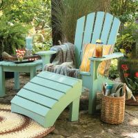 25+ best ideas about Painted Outdoor Furniture on ...