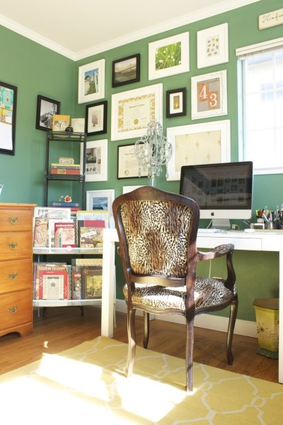 green home office 78+ images about Green Wall Color on Pinterest | Green