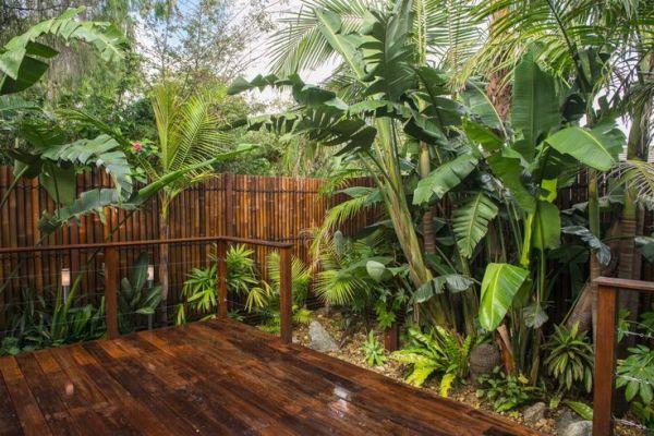 diy create balinese home gardening