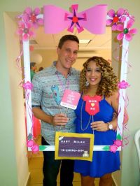 8 best ideas about Photo booth for baby shower on ...
