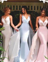 25+ best Mermaid Bridesmaid Dresses trending ideas on ...