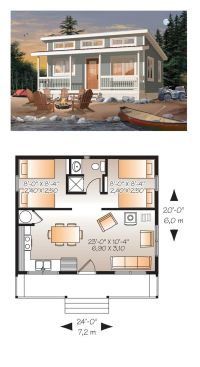 Best 20+ Tiny house plans ideas on Pinterest | Small home ...