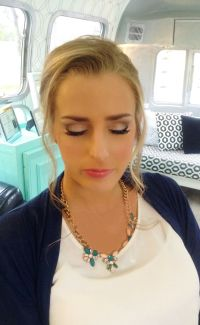 Wedding hair and makeup by flAir Style Lounge