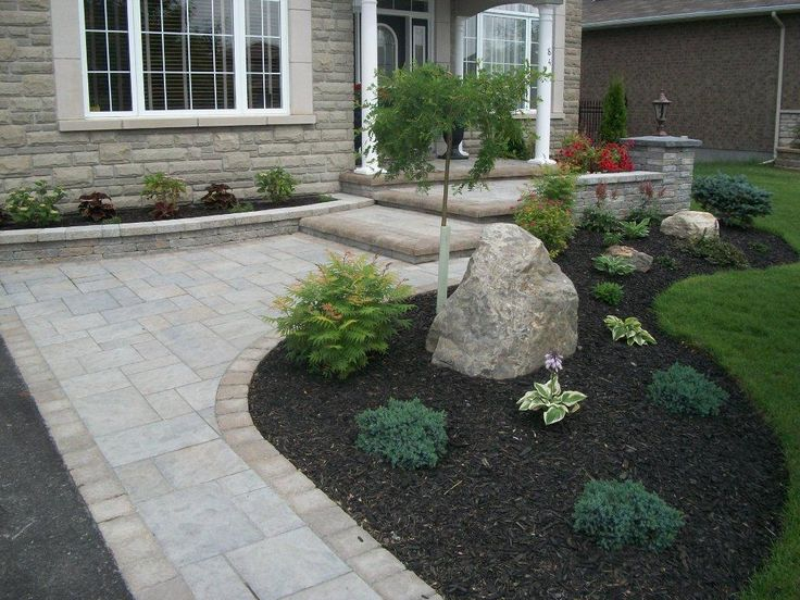 32 Best Images About Front Yard On Pinterest Walkways Front