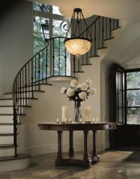 284 best images about Home - Foyer, Stairs, Halls on ...