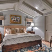 17 Best ideas about Vaulted Ceiling Bedroom on Pinterest