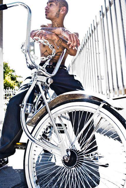 Low Girl Custom Rider Bikes