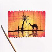 25+ best ideas about Popsicle stick art on Pinterest ...