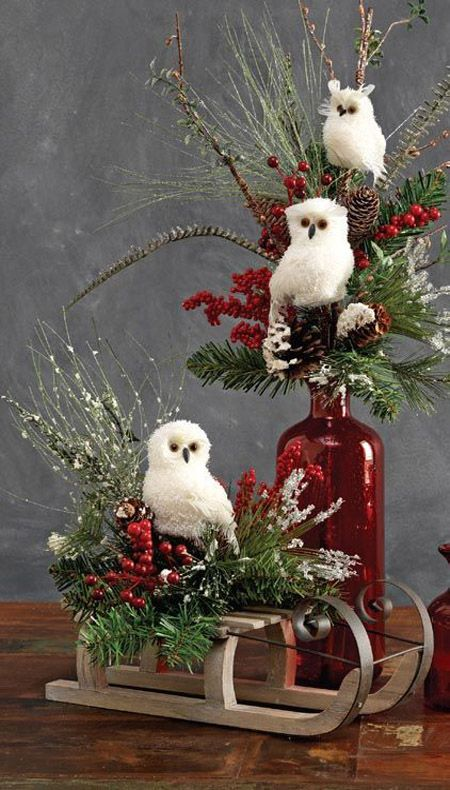 17 Best Images About Christmas Decorating Ideas On Pinterest
