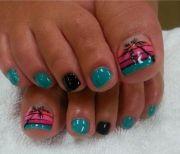 ideas acrylic toe