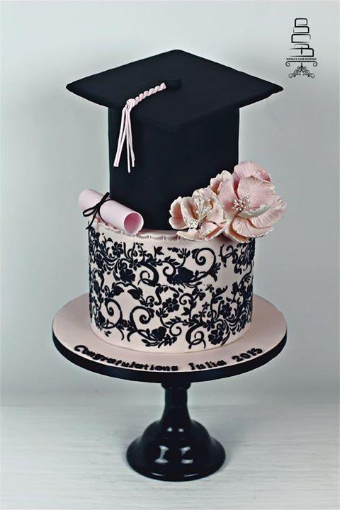 25 best ideas about Graduation cake on Pinterest  Graduation cakes 2015 College graduation