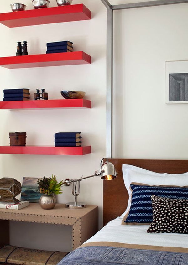 17 Best ideas about Floating Wall Shelves on Pinterest  Basement decorating ideas Shelving