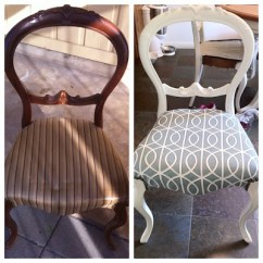 Upholstering A Chair Seat Cushion Webbed Chaise Lounge Chairs Reupholstering Chairs-- Will Be Doing This With The Free I Got Today! | Create It {craft ...