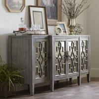 25+ best ideas about Mirrored Sideboard on Pinterest