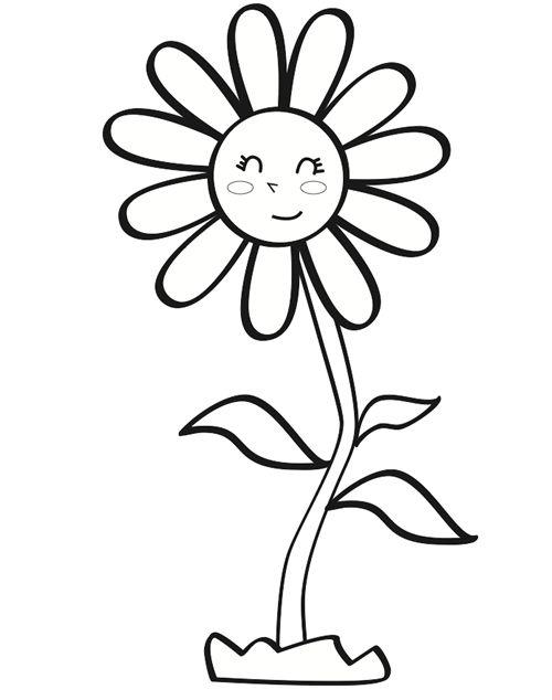 11 best images about Flores para colorear on Pinterest