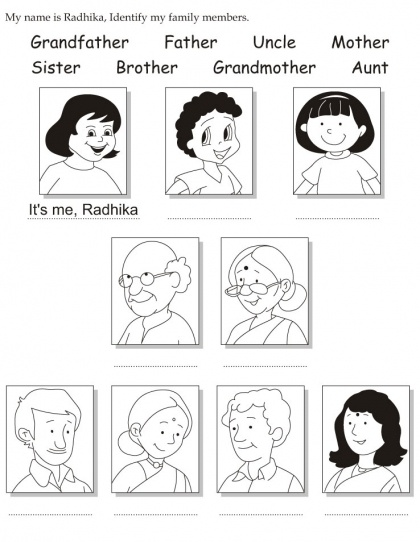 1000+ images about Family Members on Pinterest