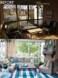 Best 25+ Screened porch decorating ideas on Pinterest
