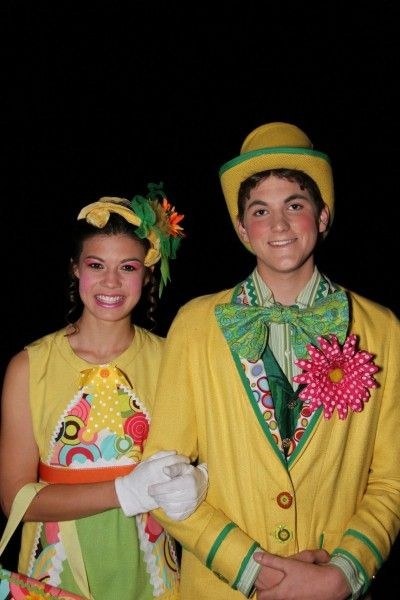 36 best ideas about seussical on Pinterest  Girl costumes
