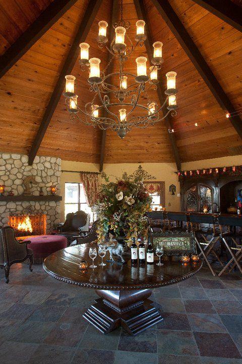 Rustic Wedding Venue at Orange County Winery  Rustic