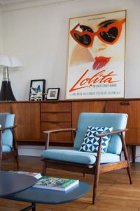 17 Best ideas about Retro Living Rooms on Pinterest ...