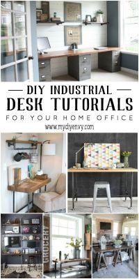 25+ Best Ideas about Industrial Desk on Pinterest | Pipe ...