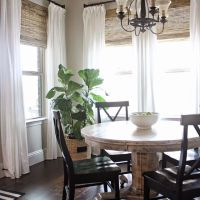 25+ best ideas about Rustic Window Treatments on Pinterest