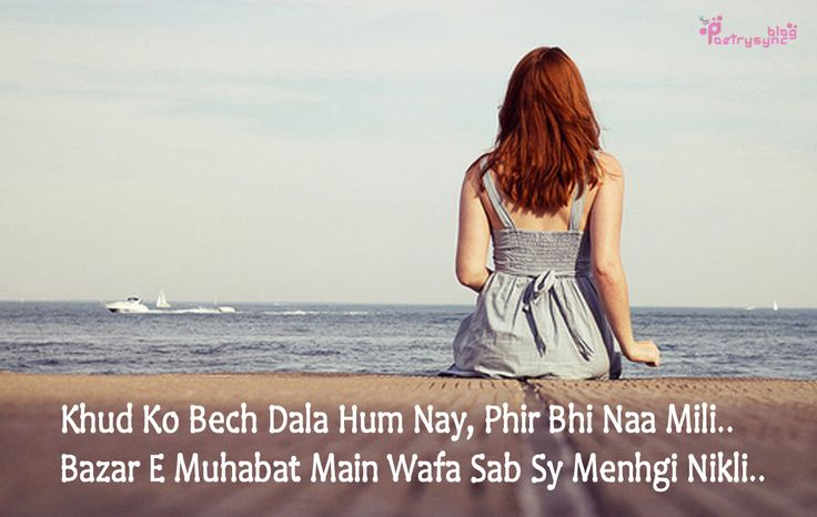 Sad Quotes Wallpapers In Urdu Tanhai Sad Shayari With Sad Girl Images Poetry Sad