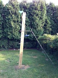 25+ best ideas about Zip line backyard on Pinterest ...