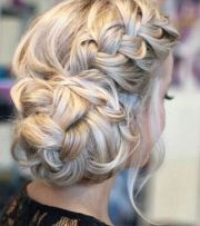 fancy buns ideas