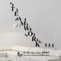 25+ best ideas about Office wall decals on Pinterest