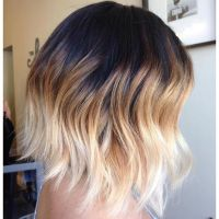 25+ best ideas about Ombre Short Hair on Pinterest