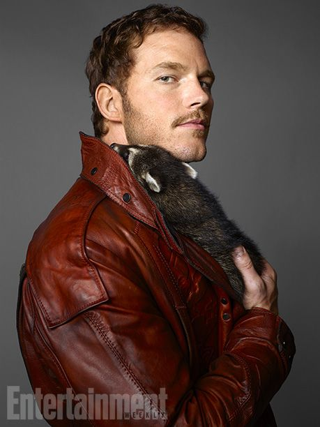 Guardians of the Galaxy, Chris Pratt | Essentially, my role on Parks and Rec was to be written-off. It was like a one-season, one-off to