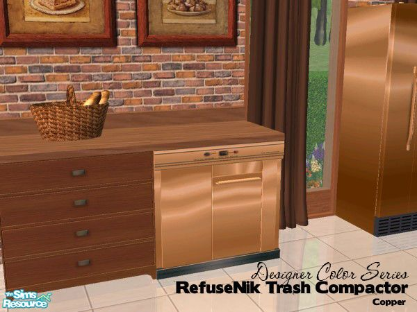 43 Best Images About Copper Kitchen Dishwashers Amp Trash