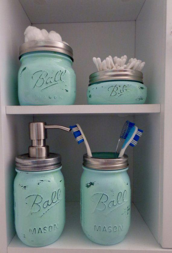 Mason Jar Kitchen Decor  Decorative Design